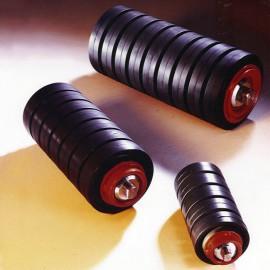 Усиленные ролики ленточных конвейеров перегрузка ленточных конвейеров
